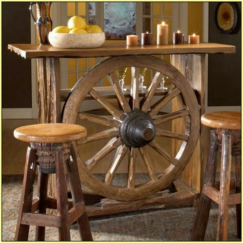 wagon wheel home decor 10 amazing ideas to decorate your