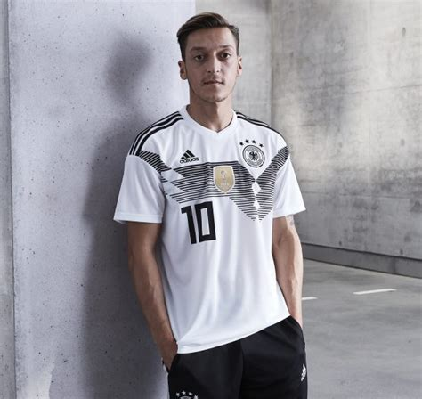 camiseta titular adidas de alemania mundial 2018 planeta