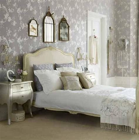 Floral Bedroom With Wallpaper Decor Bedroom Wallpaper Decorating Ideas