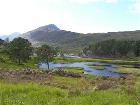 glen affric cottages scotland loch affric glen affric scotland