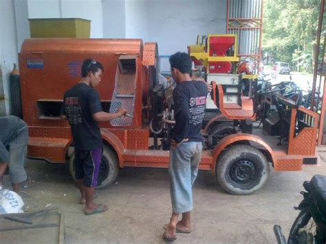 Mesin Pemipil Jagung Skala Besar power thresher dos perontok power thresher