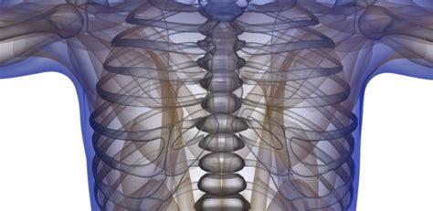 dolori gabbia toracica sintomi riabilitazione dopo la frattura composta delle costole