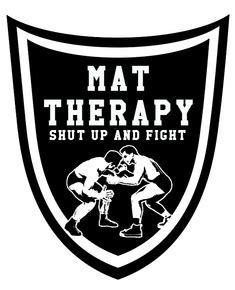 Where To Take The Mat by Mission Mat Therapy Shut Up And Fight