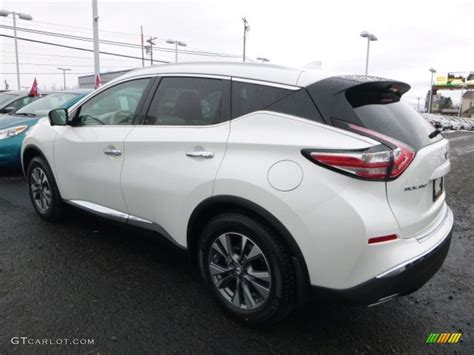 nissan murano 2017 white 2017 pearl white nissan murano sl awd 118032702 photo 10