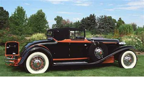 l cord with 1929 l 29 cord cabriolet