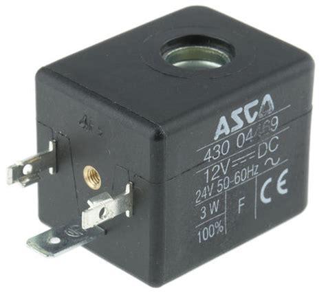 Solenoid Timer 12 43004469 asco solenoid coil 43004469 12 v dc 24 v ac