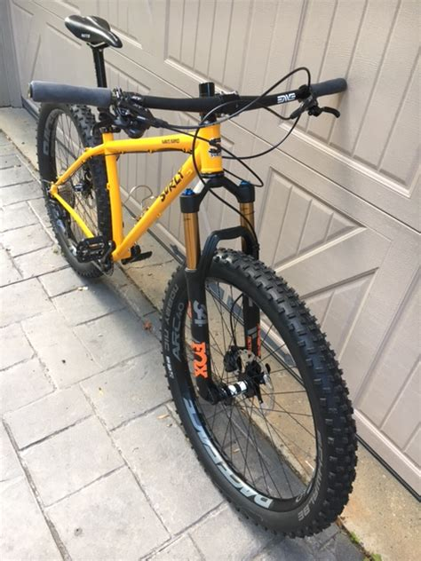 New Mtb 27 5 Quot new 27 5 29 quot karate monkey page 6 mtbr