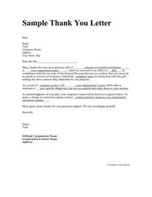 personal thank you letter personal thank you letter