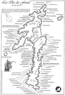 Des kayaks et des îles...