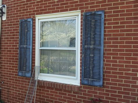 Painting Vinyl Shutters by Painting Black Plastic Shutters Painting Finish Work
