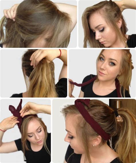 Easy Hair Styles For College by Ideas To Make Exclusive Step By Step Hairstyle For College