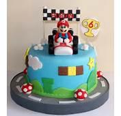 Torta Super Mario Bros  Guida Per Torte E Dolci