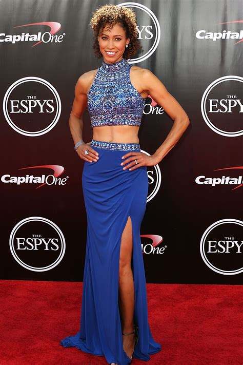 how to het my hair like sage steele and natural hair inside sage steele s wild year and espn homecoming