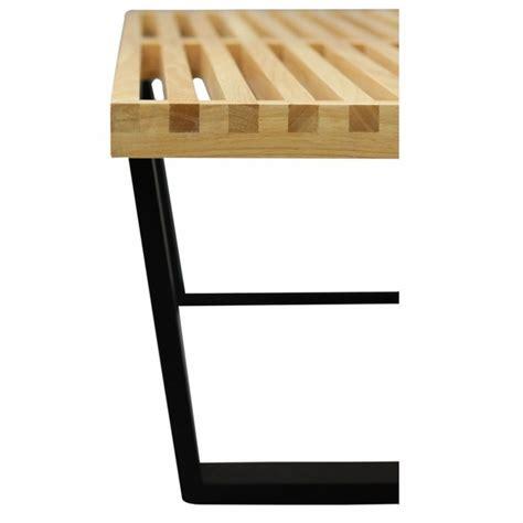 george nelson bench original george nelson platform bench nelson bench 72 quot modern in designs