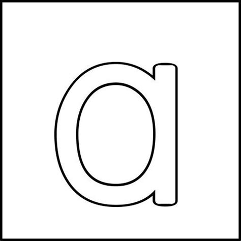 printable upper and lowercase letter stencils 17 images about alphabet stencils on pinterest big