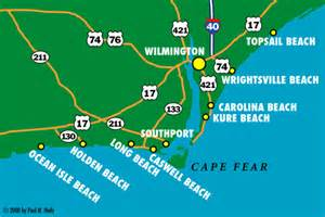 cape fear vicinity