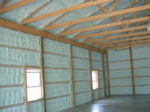 How To Insulate A Pole Barn   Graber Insealators of Louisville