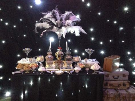 1920s themed events uk 1920 s themed candy buffet candy buffets l sweetie