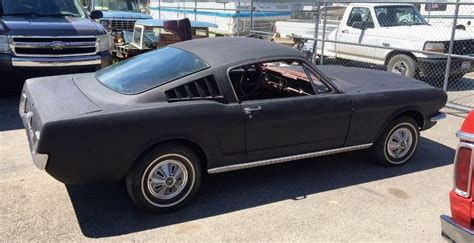 mustang fastback project for sale clean 1966 ford mustang fastback project for sale