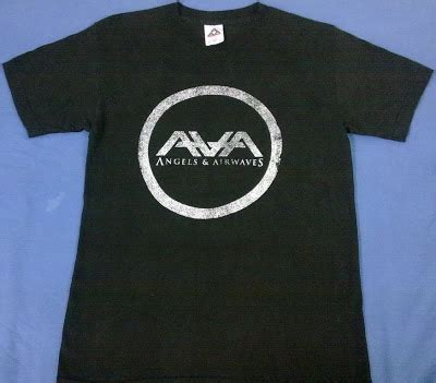 Tshirt Band And Airwaves podshop and airwaves band t shirt