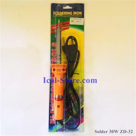 Kualitas Bagus Bin 8 Tools jual solder 30 watt zd 32 kualitas bagus ical store