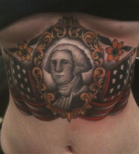 george washington tattoo needles and sins february 2010 archives