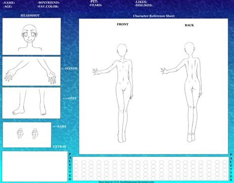 com ibm portal layout template ref character ref sheet male by theultimateangel on deviantart