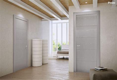 colore porte interne porte interne in legno laccato spazzolato grigio tortora