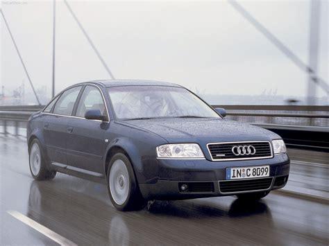 Audi A6 1999 by Audi A6 4 2 Quattro 1999 Picture 01 1600x1200