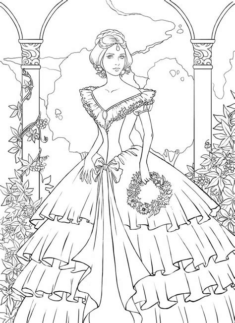 coloring pages for adults victorian victorian coloring pages az coloring pages