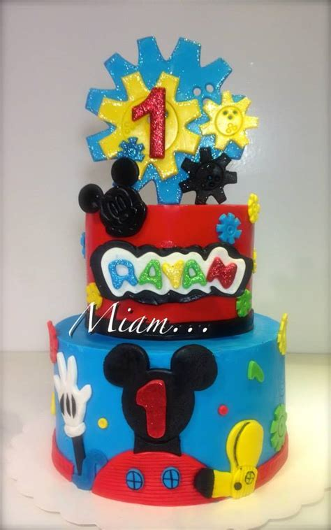 Decoration Gateau Anniversaire Mickey by Gateaux Anniversaire Mickey Mouse