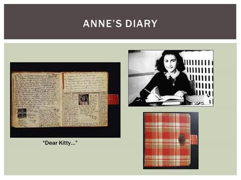 anne frank biography powerpoint by anne frank quotes about the holocaust quotesgram