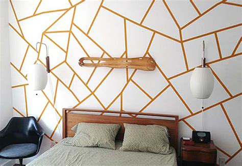 wall paint patterns cool cheap but cool diy wall art ideas for your walls