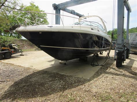 boat transport lake of the ozarks 2004 sea ray 340 sundancer power boat for sale www