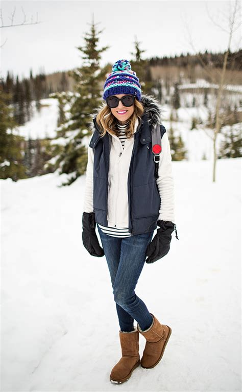 Get The Look An For The Snow by The Nanny Knit Beanie Nordstrom