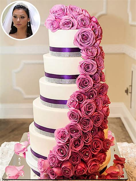 Pics Of Wedding Cakes by Wedding Cakes Sofia Vergara
