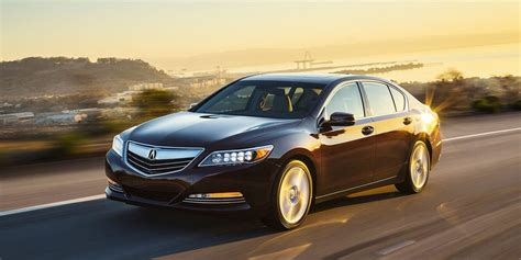 Acura Hybrid 2020 by 2020 Acura Rlx Sport Hybrid Redesign Release Date 2019