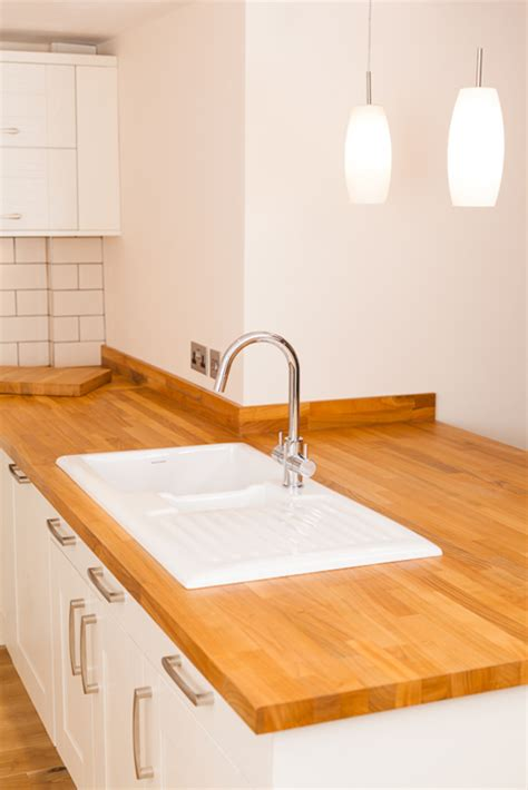 Kitchen Sink Worktop All About Overmounted Sinks For Solid Wood Worktops A