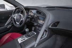 2015 chevrolet corvette stingray z51 interior photo 11