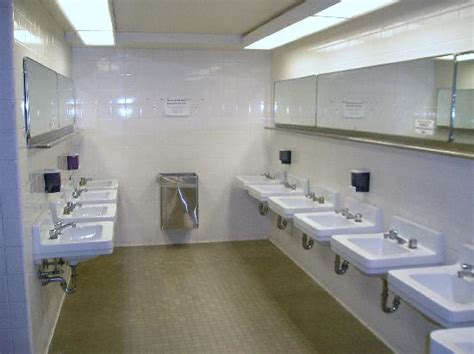 community bathrooms in college view from room picture of university of toronto new