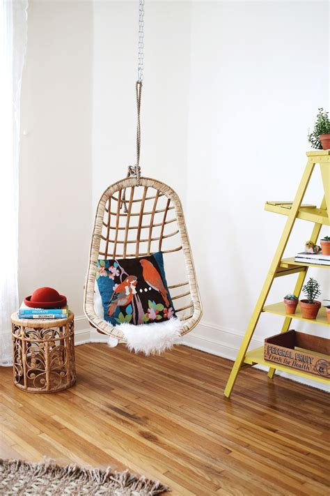 hanging swing chair for kids bedroom hanging wicker chair