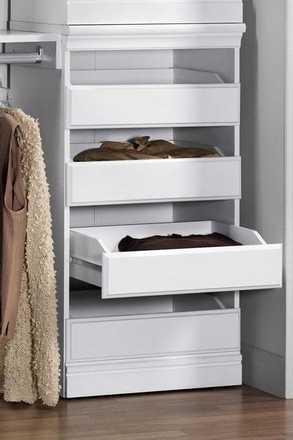 Closet Drawer System Manhattan Modular Storage Drawers Contemporary By Home