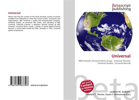 Bookcover Universal 7 0 search results for quot coordinated universal time quot