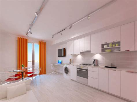 stylish  functional suburban small condo apartment idesignarch interior design