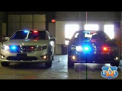 ford fusion hazard lights undercover 2011 ford fusion 2 evi built youtube