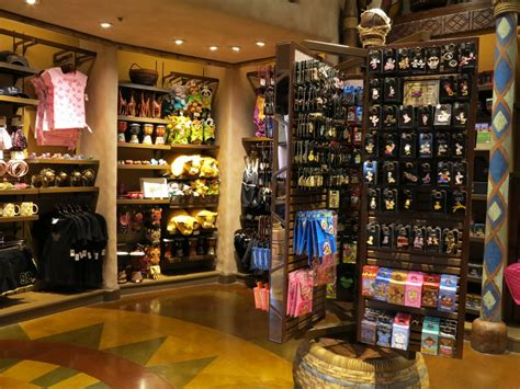 disney vacation club gift shop tour