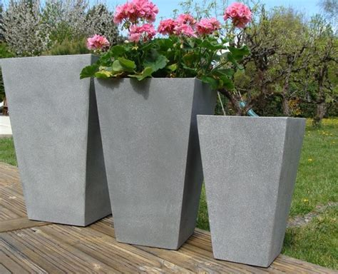 vasi in plastica per piante grandi vasi resina esterno vasi i vasi in resina per esterno