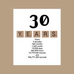30th birthday card milestone birthday card decade birthday
