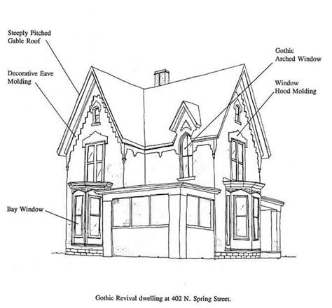 gothic revival characteristics 116 best gothic architecture images on pinterest gothic