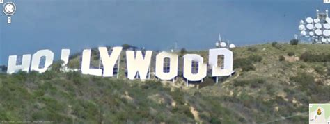 hollywood sign from street the history and making of the hollywoodland sign in
